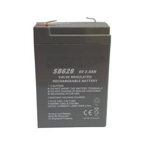 باتری سیلد اسید 6 ولت  مدل NB-013