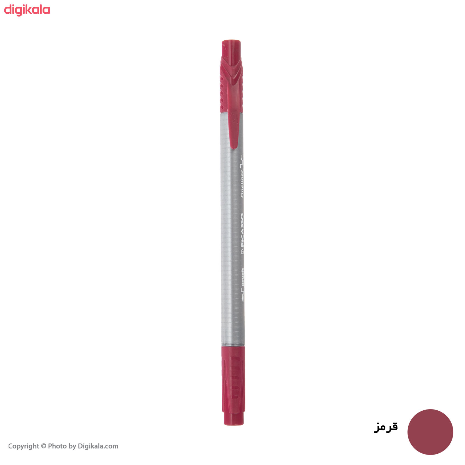 روان نویس پیکاسو مدل Brush Marker Fine Liner main 1 7