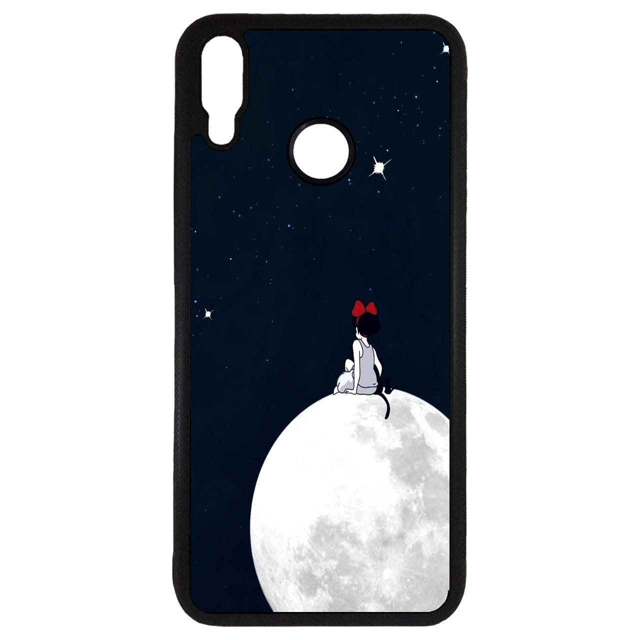کاور طرح دختر کد 11050646 مناسب برای گوشی موبایل هوآوی y9 2019