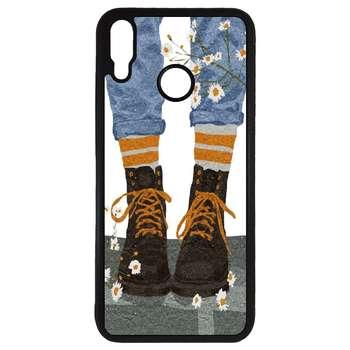 کاور طرح کفش کد 11050646 مناسب برای گوشی موبایل هوآوی y9 2019
