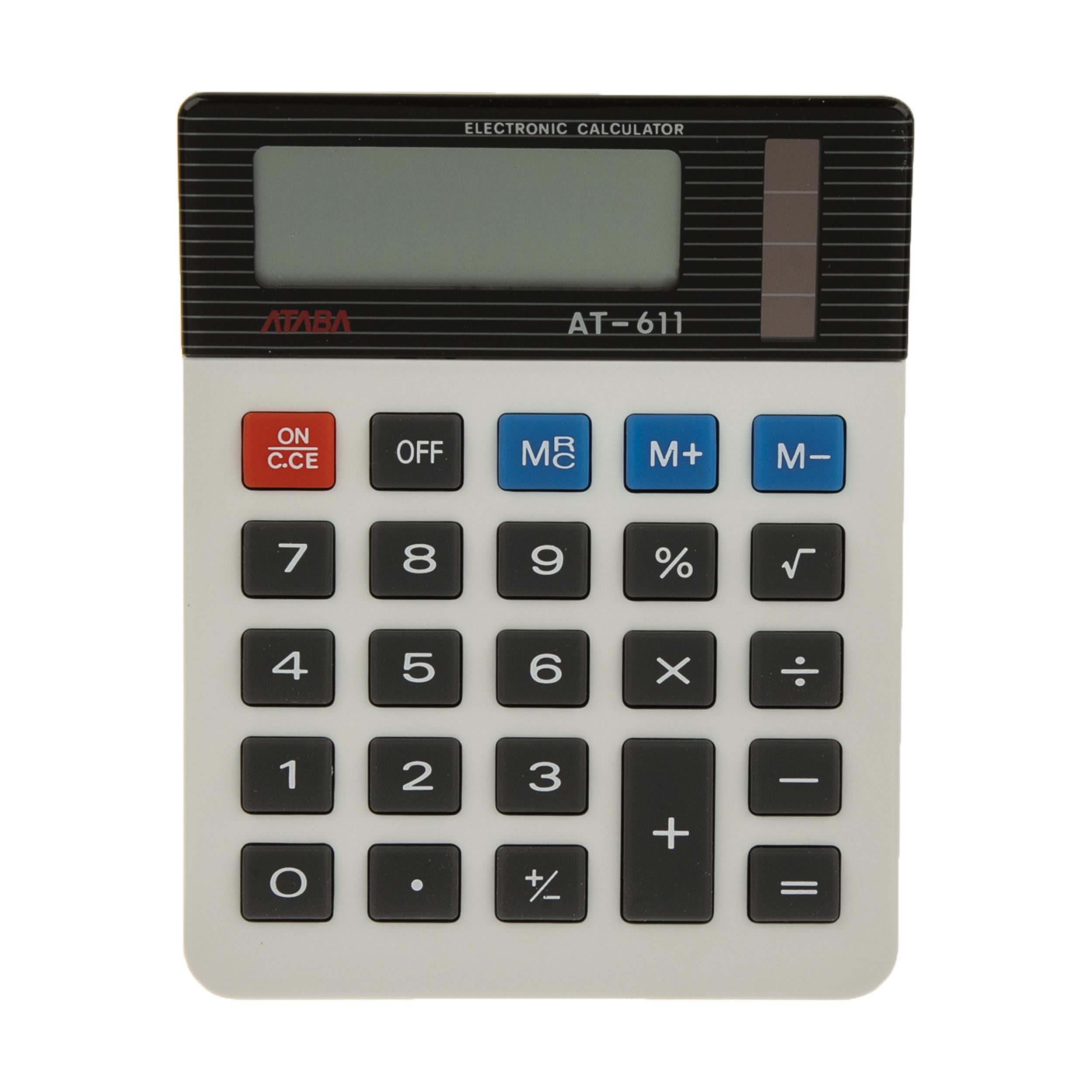 ماشین حساب آتابا مدل AT-611