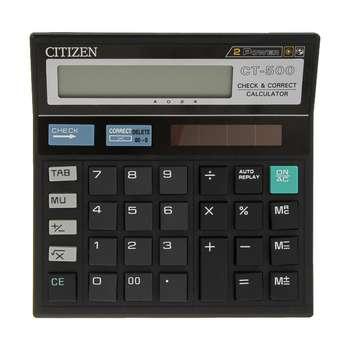 ماشین حساب سیتی زن مدل CT-500