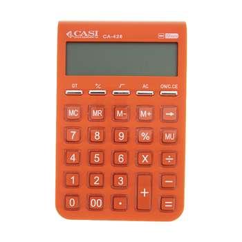 تصویر ماشین حساب کاسی مدل CA-428