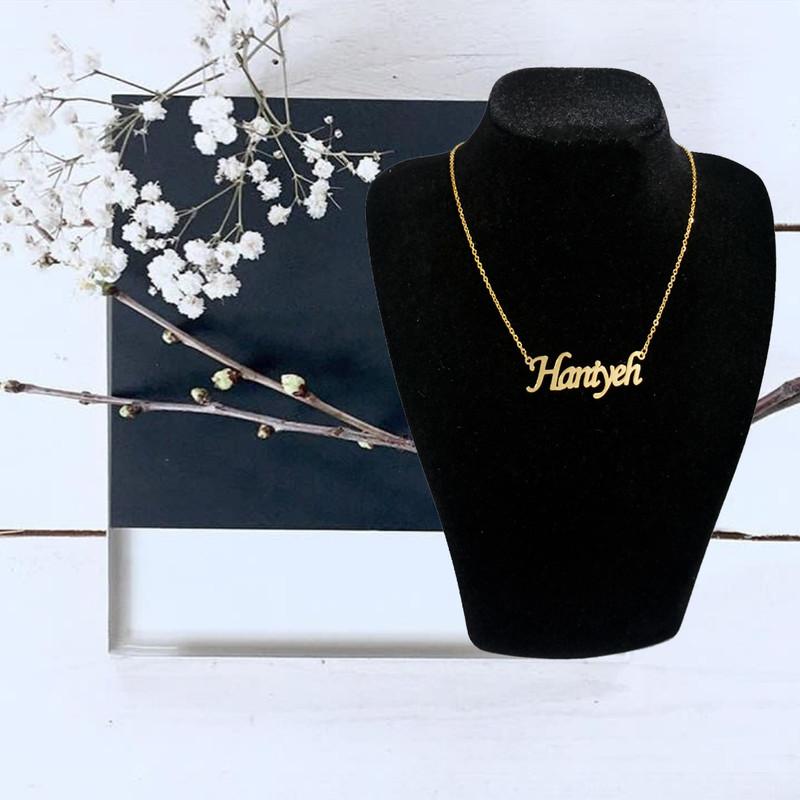 گردنبند نقره زنانه ژوپینگ طرح هانیه کد B61132