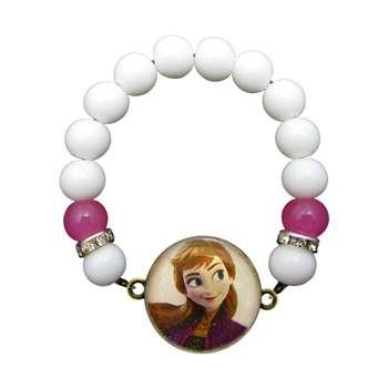 دستبند دخترانه طرح آنا کد 072