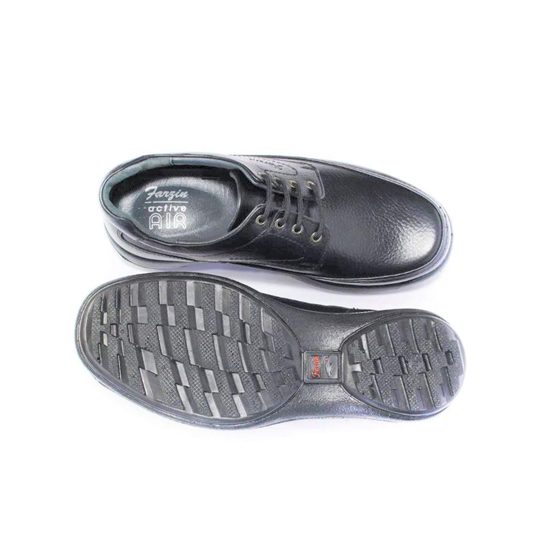 کفش روزمره مردانه فرزین کد mbm001 رنگ مشکی -  - 3