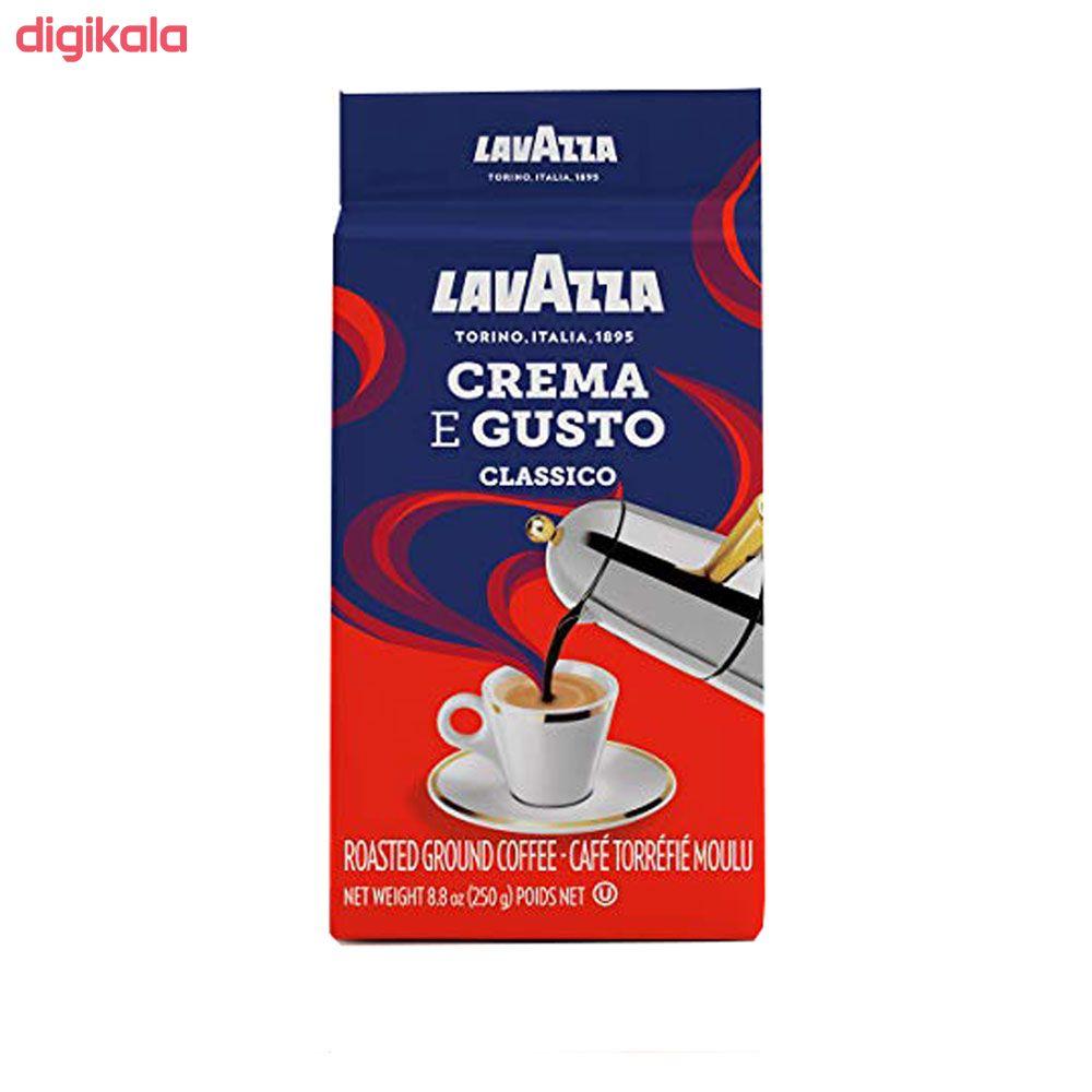 پودر قهوه لاواتزا-250 گرم main 1 2
