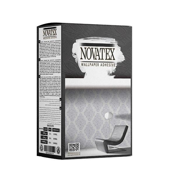 چسب کاغذ دیواری نواتکس مدل N02 وزن 1000 گرم