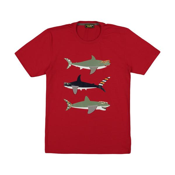 تی شرت پسرانه خرس کوچولو مدل 2011131-72