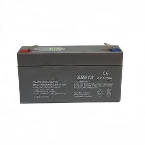 باتری سیلد اسید 6 ولت مدل NB-016