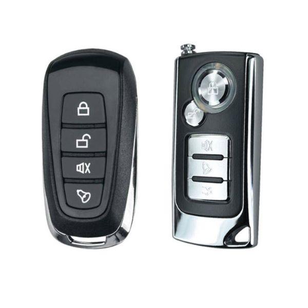 دزدگیر خودرو زنوتیک مدل هوتای کد TX1000 A554