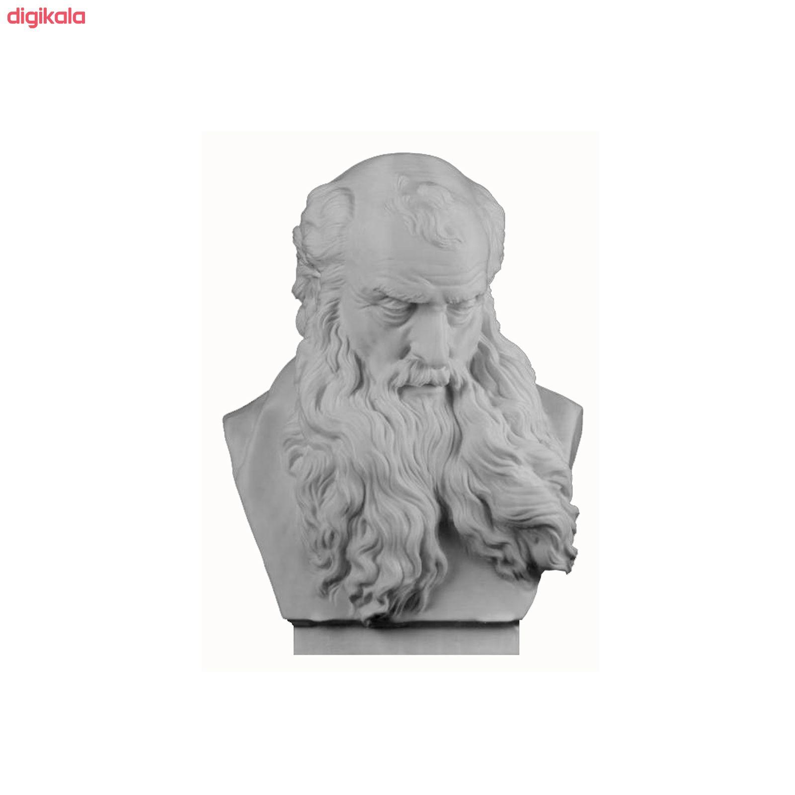 مجسمه طرح سقراط مدل x1016 main 1 1