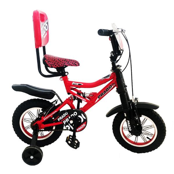 خرید                     دوچرخه شهری پرادو مدل star سایز 12