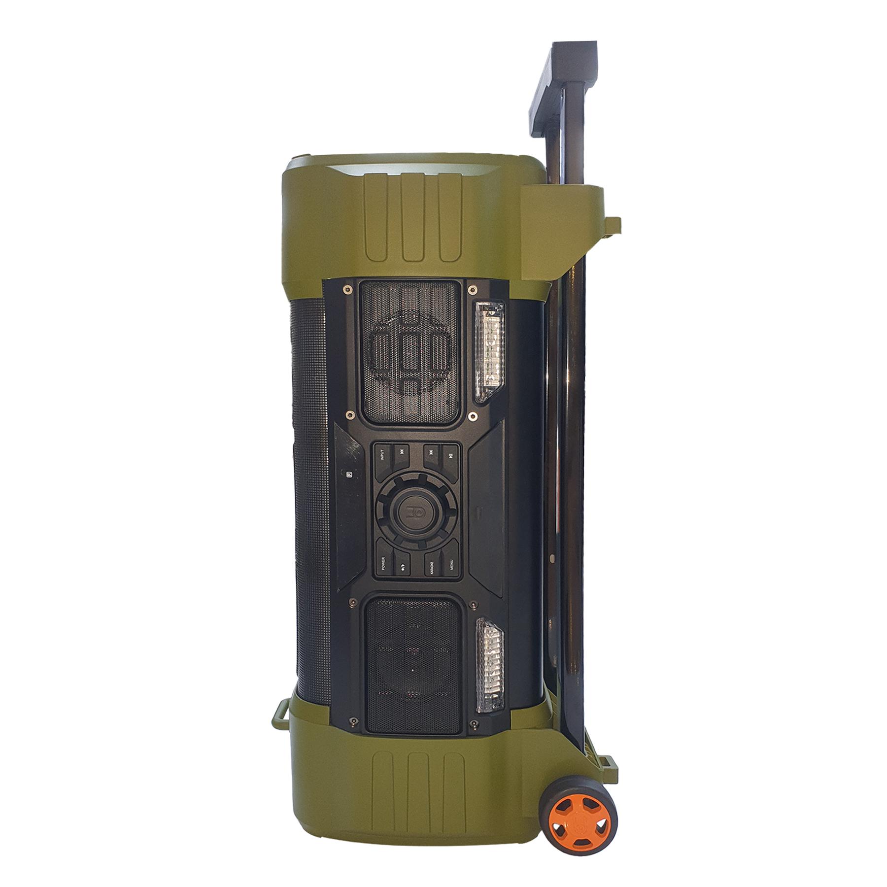 بررسی و {خرید با تخفیف}                                     اسپیکر بلوتوثی قابل حمل بی دی مدل BD-H068                             اصل