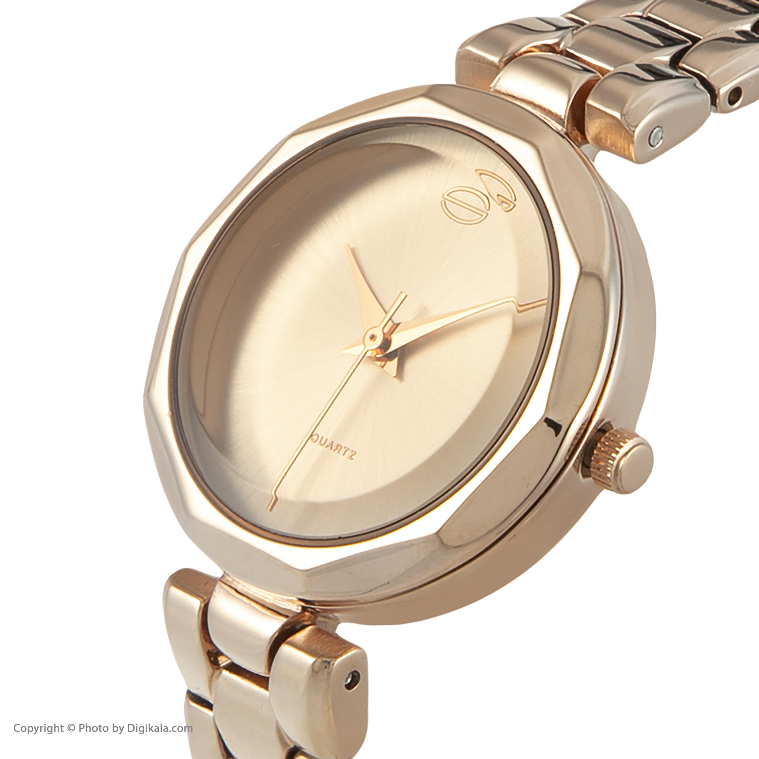 ساعت مچی عقربه ای زنانه سولیدا مدل 01 کد S1132L              ارزان