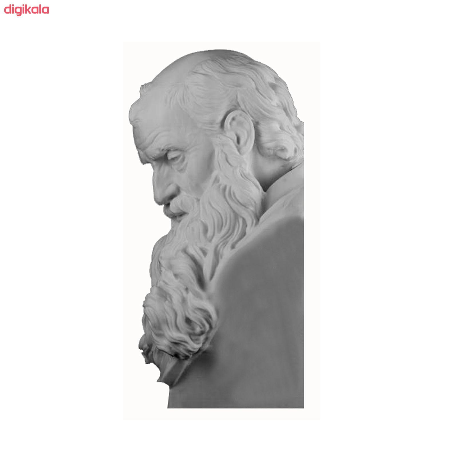 مجسمه طرح سقراط مدل x1016 main 1 2