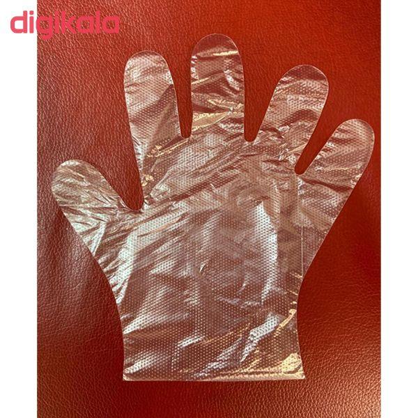 دستکش یک بار مصرف کودک بکر مدل M-430 بسته 100 عددی main 1 1