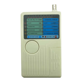 تستر کابل شبکه کی نت مدل K-N8000