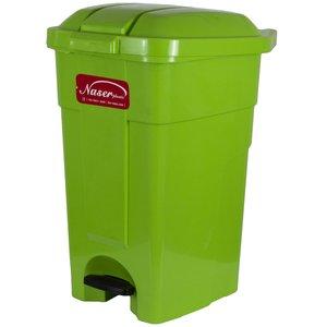سطل زباله ناصر پلاستیک مدل 4800