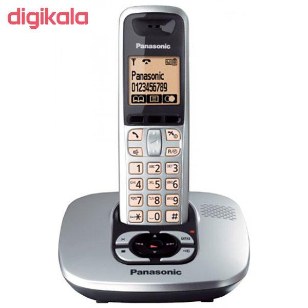 تلفن پاناسونیک مدل KX-TG6421 main 1 2