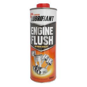 محلول موتور شوی کانادا لوبریفنت مدل Engine Flush حجم 500 میلی لیتر