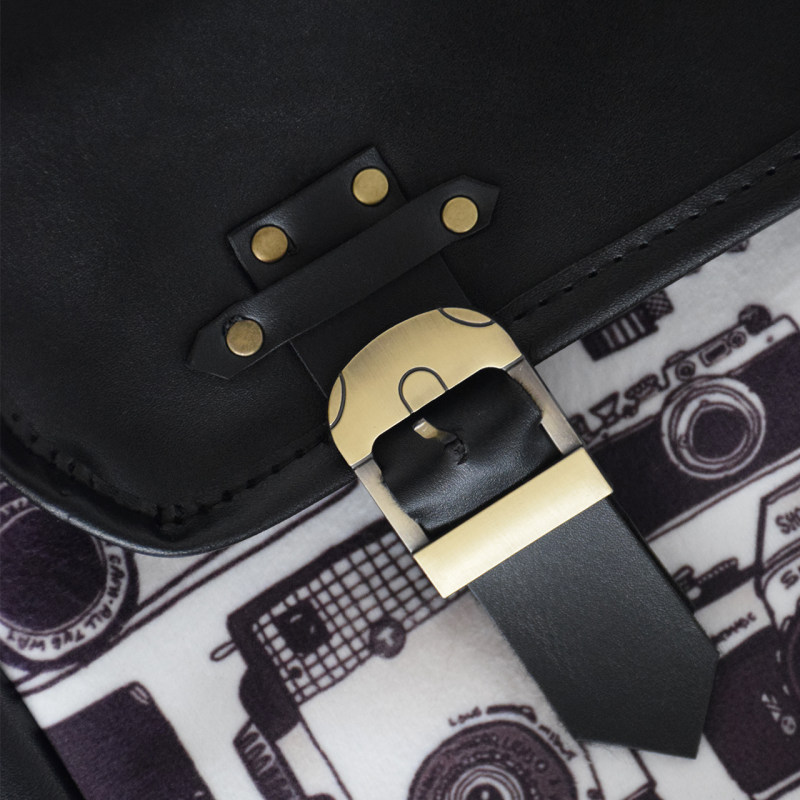 کوله پشتی دالاوین طرح دوربین کد K-9