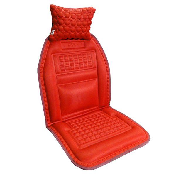 پشتی طبی صندلی خودرو مدل سارینا10 به همراه پشت گردنی صندلی