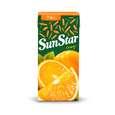 نوشیدنی پالپ دار پرتقال سان استار حجم 0.2 لیتر thumb 3