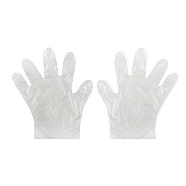 دستکش یکبار مصرف کد 09 بسته ۱۰۰ عددی