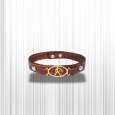 دستبند چرم وارک طرح ماه تولد مهر مدل فرانک کد rb153 thumb 6