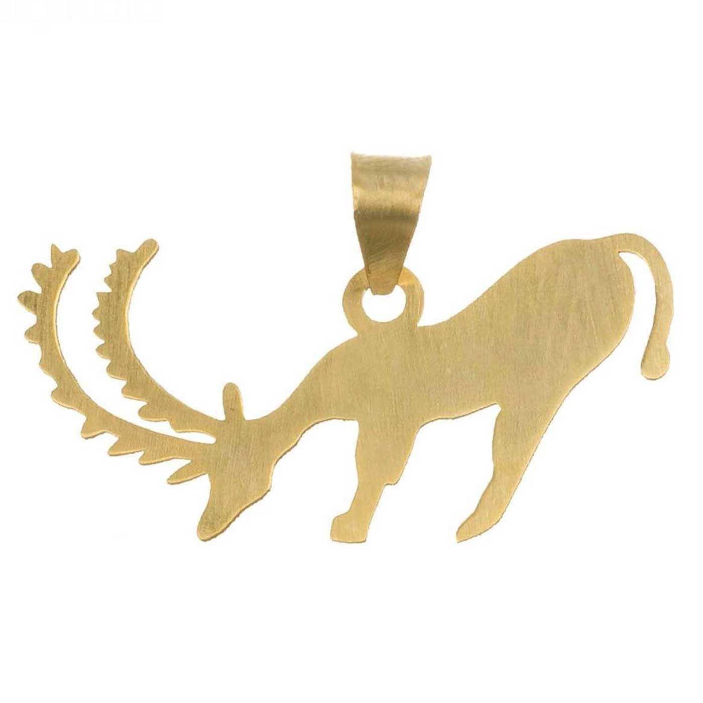 آویز گردنبند طلا 18 عیار زنانه کانیار گالری کد PE47 -  - 1
