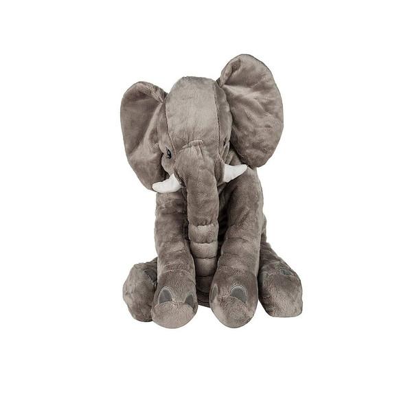 عروسک مدل فیل بالشتی Mommy Elephant ارتفاع 45 سانتی متر