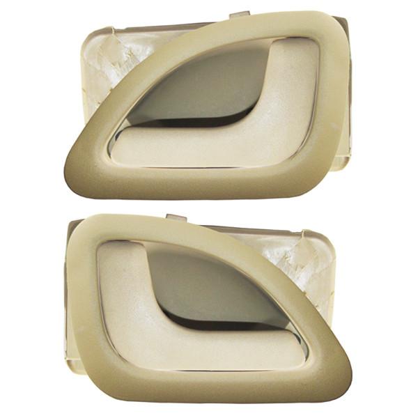دستگیره داخلی جلو در خودرو کد 3162 مناسب برای پژو پارس بسته 2 عددی