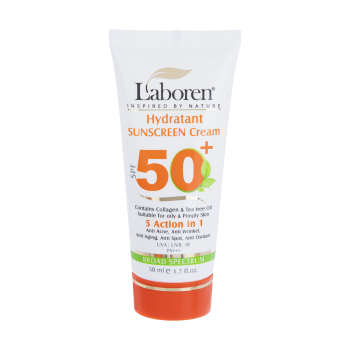 کرم ضد آفتاب لابورن کد 05 حجم 50 میلی لیتر
