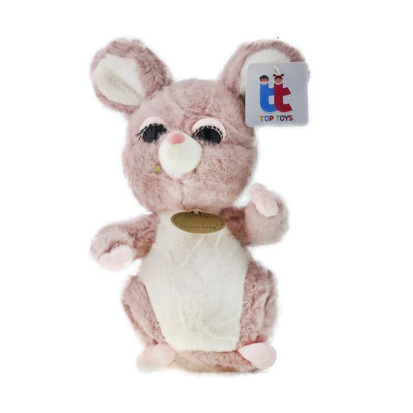 عروسک تاپ تویز طرح خرگوش مدل BN21 ارتفاع 24 سانتی متر