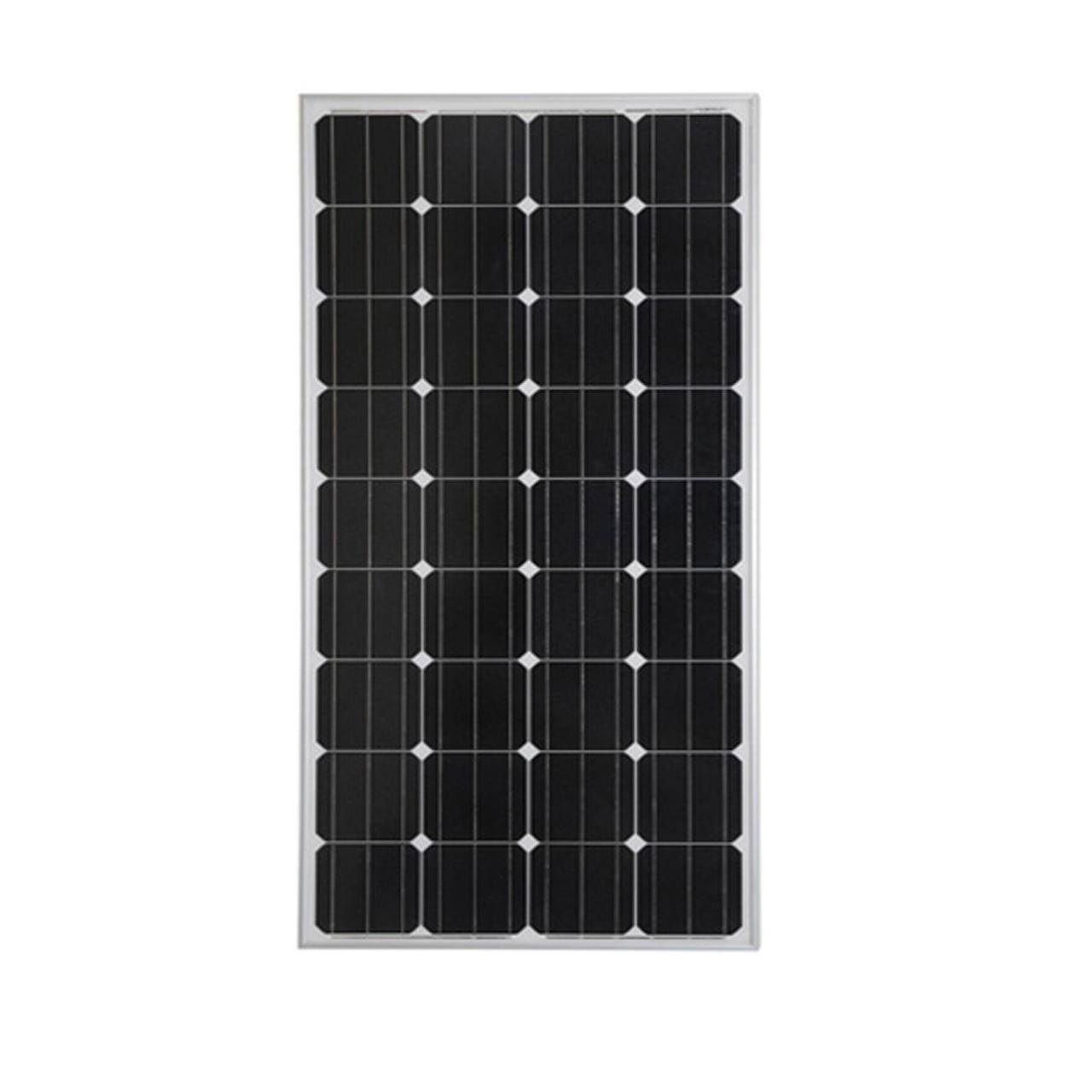پنل خورشیدی مدل RT100M ظرفیت 100 وات