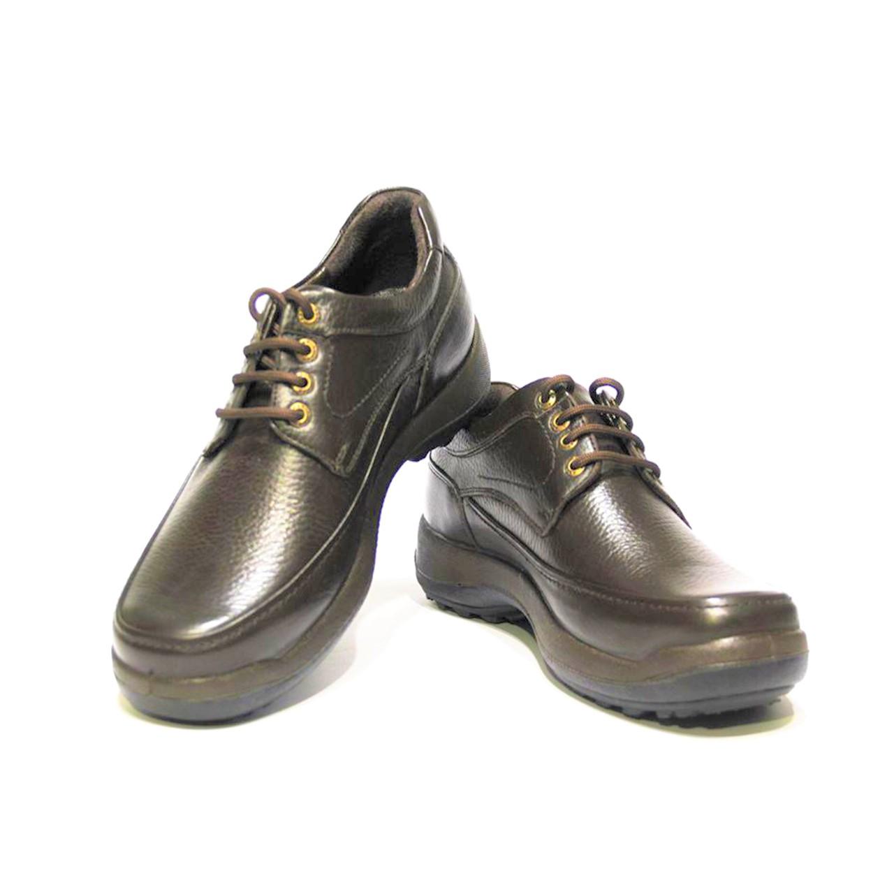 کفش روزمره مردانه فرزین کد mbb002 رنگ قهوه ای -  - 2
