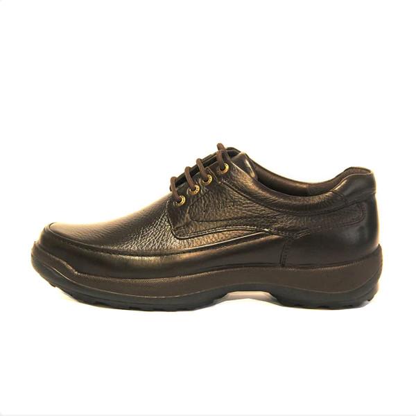 کفش روزمره مردانه فرزین کد mbb002 رنگ قهوه ای