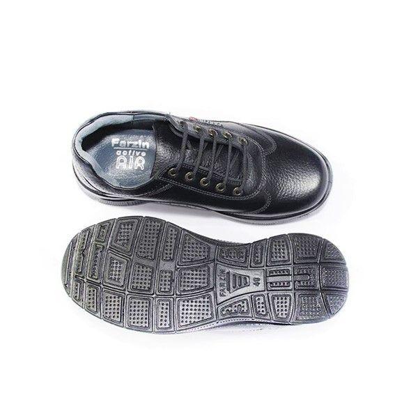 کفش روزمره مردانه فرزین کد ebm004 رنگ مشکی -  - 1