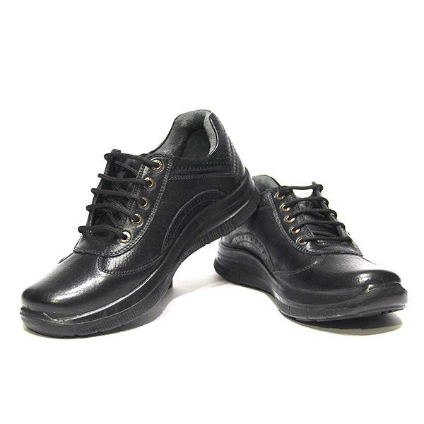کفش روزمره مردانه فرزین کد ebm004 رنگ مشکی -  - 2