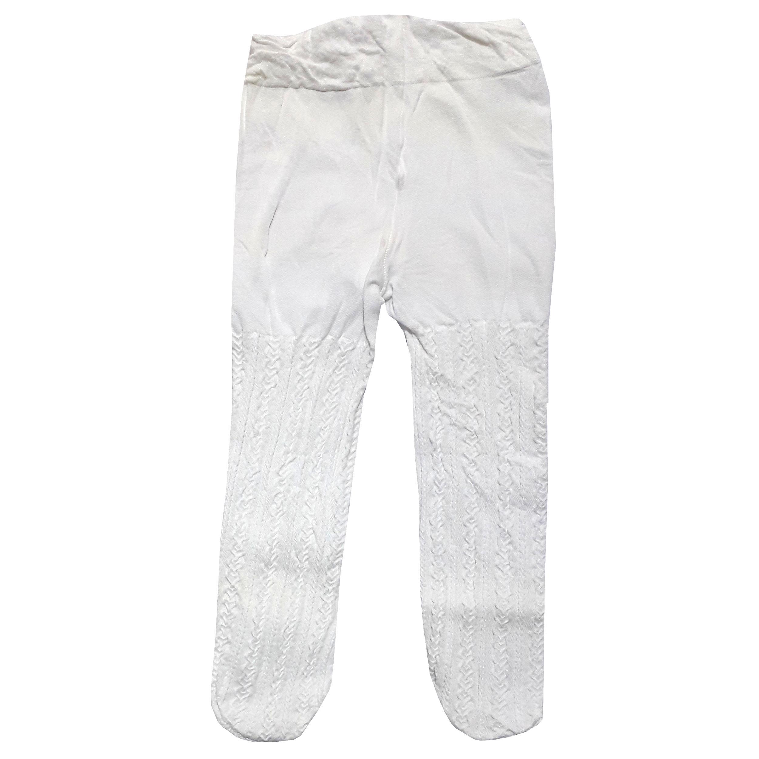 جوراب شلواری دخترانه کد 51