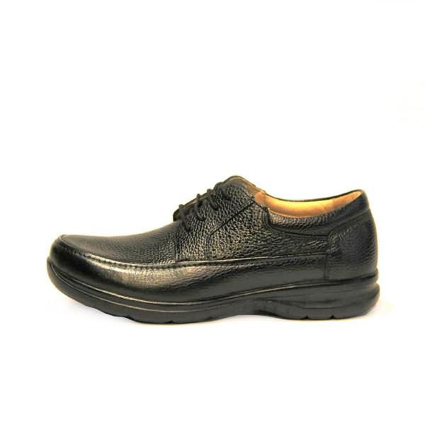 کفش روزمرهمردانه  فرزین کد gbm007 رنگ مشکی