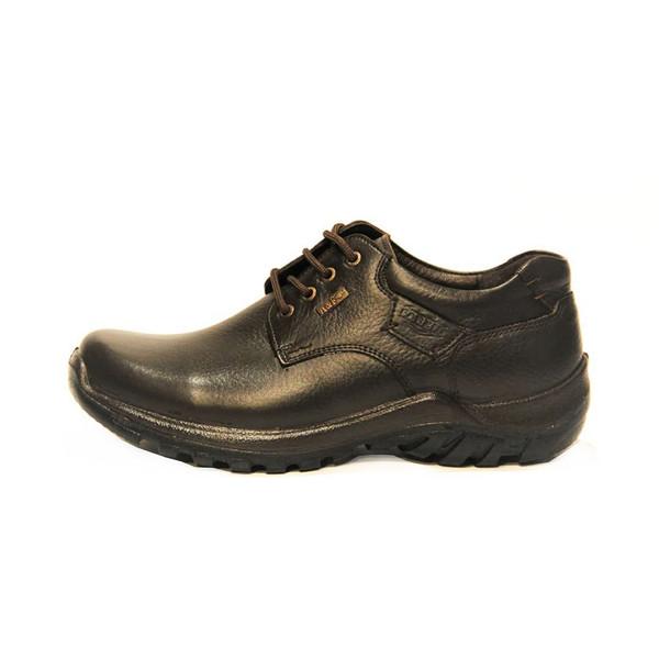 کفش روزمره مردانه فرزین کد cbb011 رنگ قهوه ای