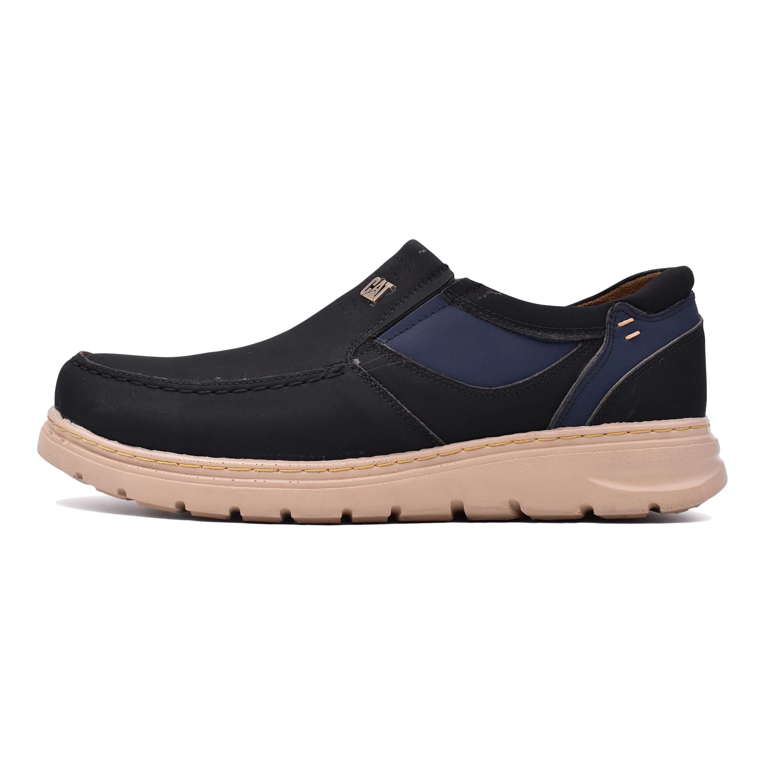 کفش روزمره مردانه مدل کارما کد 7146