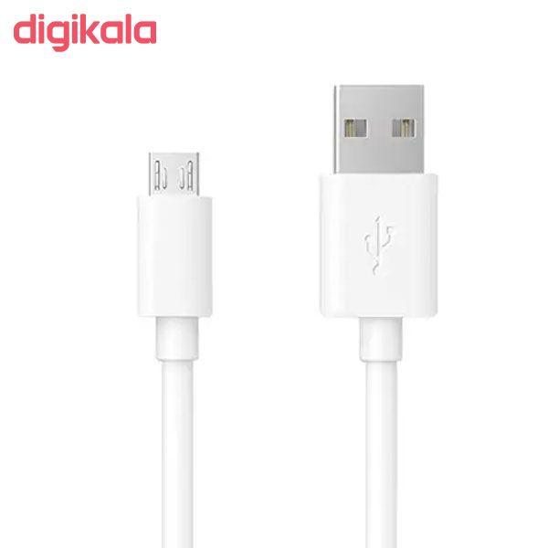 کابل تبدیل USB به microUSB مدل B-014 طول 1 متر  main 1 1