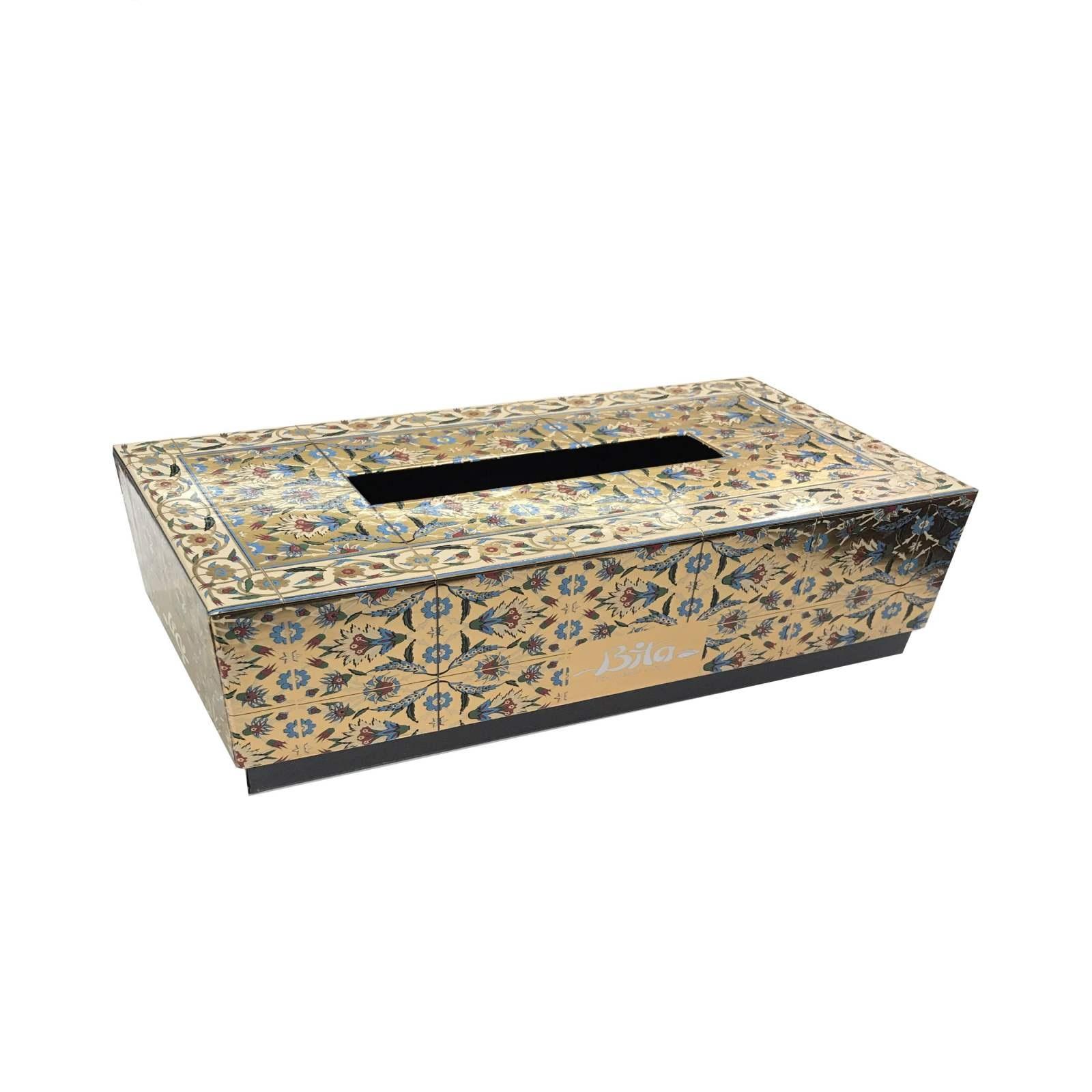 جعبه دستمال کاغذی بیتا مدل H-121