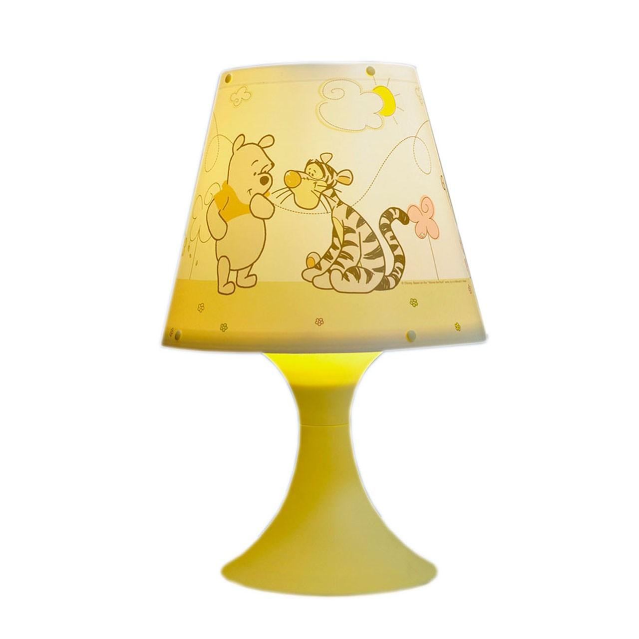 آباژور رومیزی دکوفان مدل Pooh