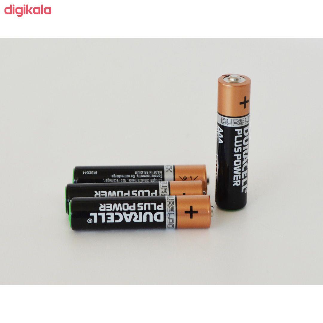 باتری نیم قلمی دوراسل مدل Plus Power بسته 4 عددی main 1 7