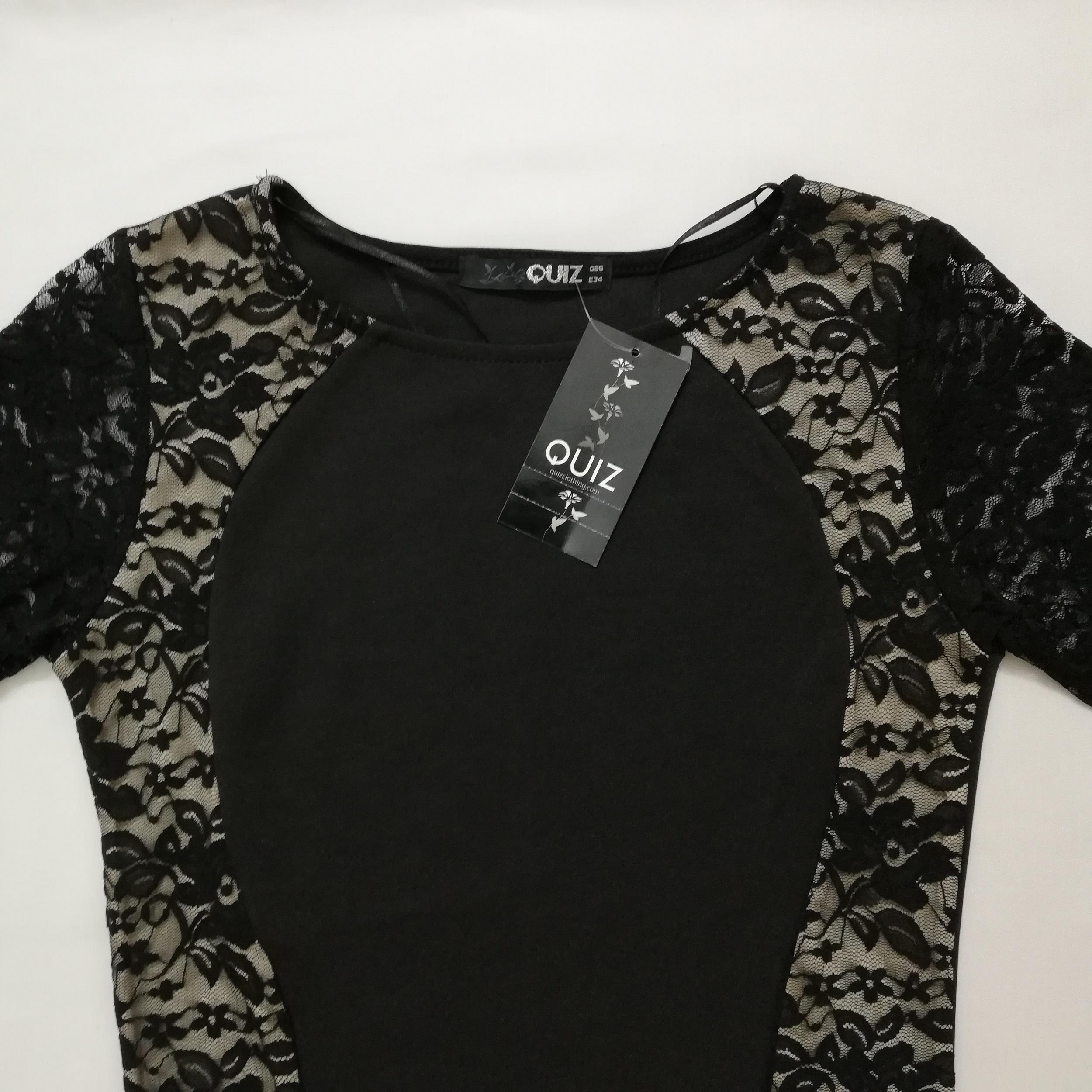 پیراهن زنانه کوییز کد A1