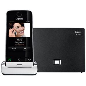 تلفن بی سیم لمسی گیگاست SL910A